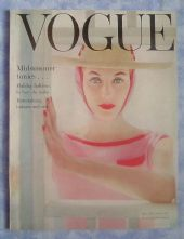 Vogue Magazine - 1954 - July